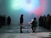 ohne-Worte_Performance_Beate Engl und Leonie Felle