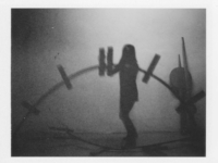 And I beat the time back to life_Polaroid_Leonie Felle