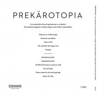 Cover_PREKÄROTOPIA_Gutfeeling LP_GF070
