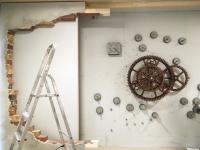 Aufbau Installation