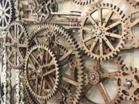 Produktion Getriebe
